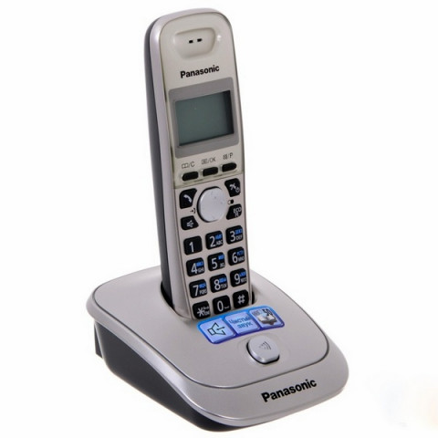 Радиотелефон Dect Panasonic KX-TG 2511 RUN